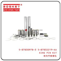 ISUZU 4JB1 NKR NKR King Pin Kit 105-87830978-3 5-87832219-AA 5-87832219-0 5878309783 587832219AA 5878322190