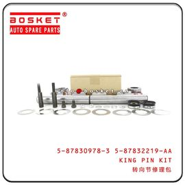 China ISUZU 4JB1 NKR NKR King Pin Kit 105-87830978-3 5-87832219-AA 5-87832219-0 5878309783 587832219AA 5878322190 factory