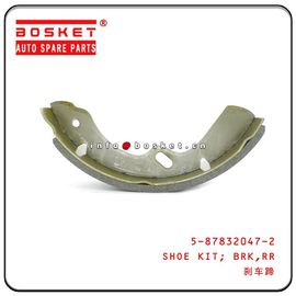 5-87832047-2 5878320472 Rear Brake Shoe Kit For ISUZU 4HK1 NPR