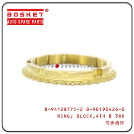 China Fourth And Third Block Ring For ISUZU 4JB1 NKR55 8-94128775-2 8-98190426-0 8941287752 8981904260 factory
