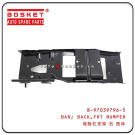 8-97039796-5 8970397965 Front Bumper Back Bar For ISUZU 100P High Performance