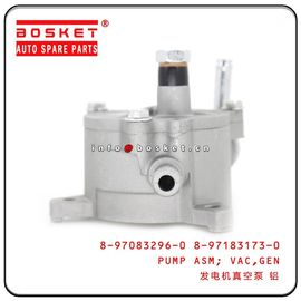 Generator Vacuum Pump Assembly For ISUZU 4HF1 NKR 8-97083296-0 8-97183173-0 8970832960 8971831730