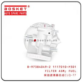 China Isuzu 4JJ1 4HK1  Fuel Filter Assembly 8-97384049-2 1117010-P301 8973840492 1117010P301 factory