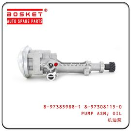 China Isuzu 4JH1 Oil Pump Assembly 8-97385988-1 8-97308115-0 L210-0047S 8973859881 8973081150 L2100047S factory