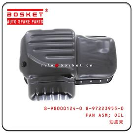 ISUZU 600P NHR NKR Oil Pan Assembly 8-98000124-0 8-97223955-0 8980001240 8972239550