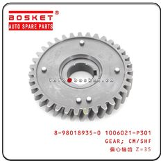 China 4HK1 700P NKR Isuzu NPR Parts Camshafe Gear 8-98018935-0 1006021-P301 8980189350 1006021P301 factory
