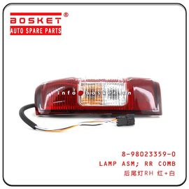 China 8-98023359-0 8980233590 Isuzu D-MAX Parts Rear Combination Lamp Assembly factory