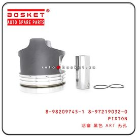 Isuzu Engine Parts Piston For 4HG1T NKR 8-98209745-1 8-97219032-0 8982097451 8972190320