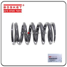 1-09580389-1 1095803891 Cab Front Suspension Coil Spring For Isuzu FTR FRR