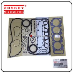 5878175741 5878139521 Engine Overhaul Gasket Set For Isuzu 4HG1-N NPR 5-87817574-1 5-87813952-1