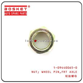 China 1-09440065-0 1094400650 Front Axle Wheel Pin Nut ( IN ) For  Isuzu 6HK1 FVR34 CVZ CXZ CYZ factory