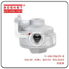 6HK1 FTR FRR FVR34 Isuzu Brake Parts Quick Release Valve Assembly 1-48410659-0 1484106590