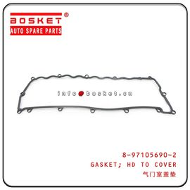 China 8-97105690-2 8971056902 Isuzu Truck Parts Head To Cover Gasket For 4HE1 factory