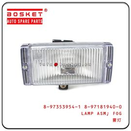 China Isuzu 10PE1 CXZ81 CVZ Fog Lamp Assembly RH 8-97353954-1 8-97181940-0 8973539541 8971819400 factory