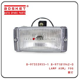 China 10PE1 CXZ81 CVZ Isuzu CXZ Parts Fog Lamp Assembly LH 8-97353955-1 8-97181942-0 8973539551 8971819420 factory