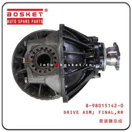 QKR Isuzu NPR Parts Rear Final Drive Assembly 8-98015142-0 8980151420