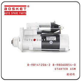 China 6HK1 FRR Starter Assembly Isuzu FVR Parts 8-98141206-2 8-98060854-0 8981412062 8980608540 factory