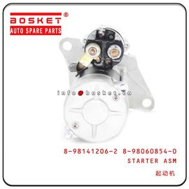 6HK1 FRR Starter Assembly Isuzu FVR Parts 8-98141206-2 8-98060854-0 8981412062 8980608540