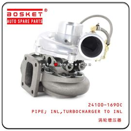 China 6BG1 24100-1690C Isuzu Truck Parts Turbocharger To Inlet Inlet Pipe factory