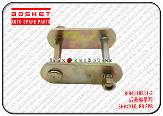 China 8941185113 8-94118511-3 Truck Chassis Parts Rear Spring Shackle factory