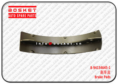 8941346451 8-94134645-1 Isuzu Brake Parts Brake Pads For NHR54 4JA1