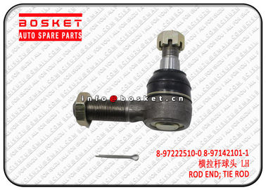 China 8-97222510-0 8-97142101-1 Tie Rod End For ISUZU 100P NKR 8972225100 8971421011 factory
