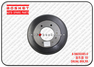 ISUZU D-MAX Rear Brake Drum 44 8980303850 8-98030385-0 High Performance