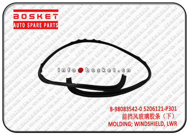 Isuzu 700P 4HK1 Lower Windshield Molding 8980835420 5206121P301 8-98083542-0 5206121-P301