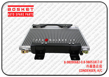 8980906820 8980518170 Air Conditioning Condenser For Isuzu 4HK1 700P 8-98090682-0 8-98051817-0