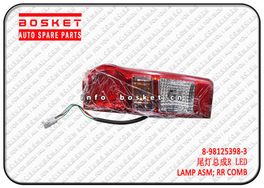 China 8981253983 8-98125398-3 Rear Combination Lamp Assembly For ISUZU D-MAX 2012 factory