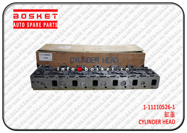 China 1111105261 1-11110526-1 Cylinder Head For Isuzu 6BG1 6BD1 FRR FTR factory