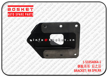 China 1533540641 1-53354064-1 Isuzu FVR Parts Rear Rear Spring Bracket factory