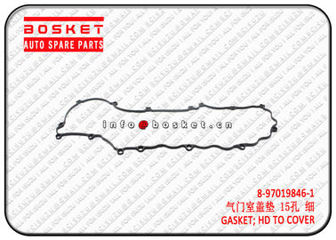 China Durable Isuzu Engine Parts NPR66 4HF1 8970198461 8-97019846-1 Head To Cover Gasket factory