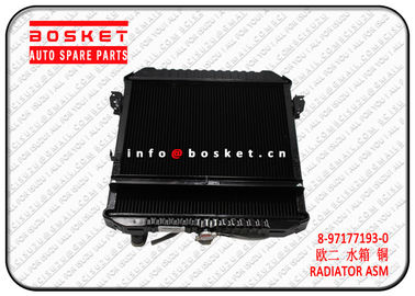 China 8971771930 8-97177193-0 Isuzu Engine Spare Parts 4HG1-T NPR  Radiator Assembly factory
