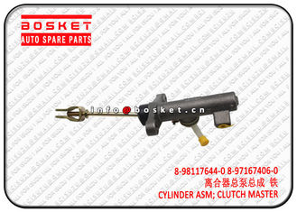 China 4HK1-T NKR55 4JB1 Isuzu Clutch Master Cylinder Assembly 8981176440 8971674060 8-98117644-0 8-97167406-0 factory