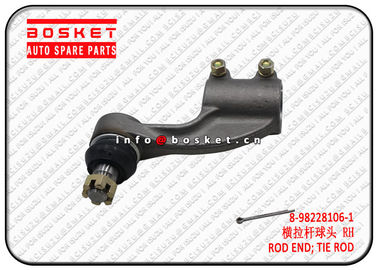 High Performance Isuzu CXZ Parts Tie Rod End CYZ52 8982281061 8-98228106-1