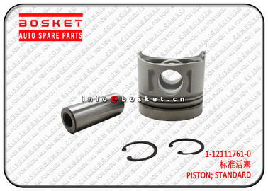 1121117610 1-12111761-0 FSR 6BG1 Isuzu Engine Parts Standard Piston