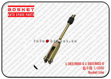 Durable Isuzu Bucket line For CXZ51K 6WF1 1383190050 1383190020 1-38319005-0 1-38319002-0