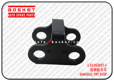 China Front Suspension Shackle Truck Chassis Parts For Isuzu FSR113 6BD1 1511620371 1-51162037-1 factory