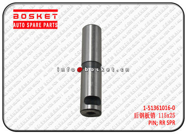 China 1513610160 1-51361016-0 Rear Spring Pin For Isuzu FSR 6BD1 Truck Spare Parts factory