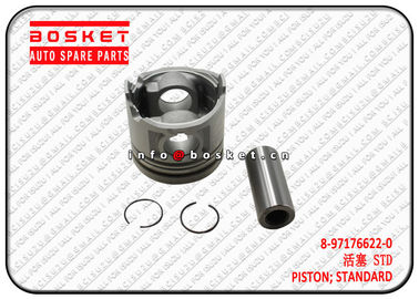 Durable Isuzu Engine Parts 4JG2 TFS 8971766220 8-97176622-0 Standard Piston