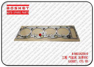 4HK1 XD Isuzu Engine Repair Parts Cylinder Head Gasket 8981142560 8-98114256-0