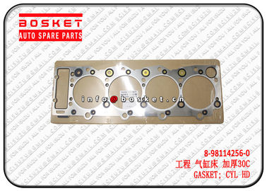 Durable Isuzu Engine Parts 4HK1 XD Cylinder Head Gasket 8981142560 8-98114256-0
