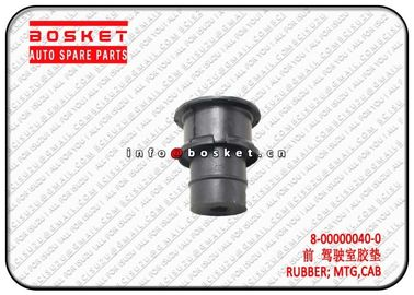 China 8000000400 8-00000040-0 Isuzu D-MAX Parts Cab Mounting Rubber For TFR54 factory