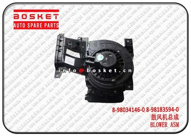 4KG Blower Assembly For Isuzu 700P 8980341460 8981835940 8-98034146-0 8-98183594-0