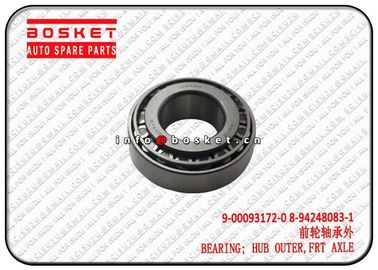 China Front Axle Hub Outer Bearing Truck Chassis Parts For Isuzu NKR55 4JB1 9000931720 8942480831 9-00093172-0 8-94248083-1 factory