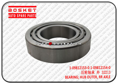 China 1-09812153-0 1-09812154-0 Rear Axle Hub Outer Bearing For Isuzu FRT33 6HH1 1098121530 1098121540 factory