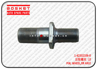 China Durable Truck Chassis Parts 1423321060 1-42332106-0 Rear Axle Wheel Pin For Isuzu FSR FRR factory