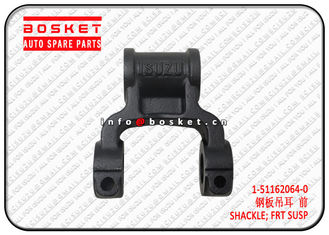 China 1511620640 1-51162064-0 Truck Chassis Parts Front Suspension Shackle For Isuzu CXZ51K factory