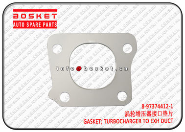 4HK1 NPR Isuzu Turbocharger To Exhaust Duct Gasket 8973744121 8-97374412-1